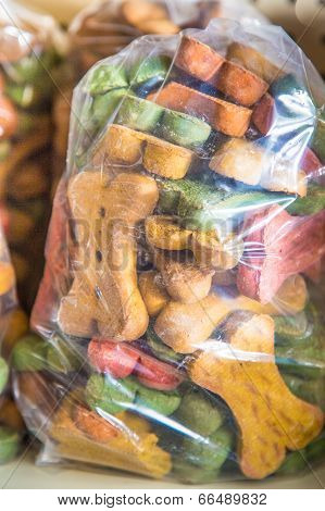 Bags Of Dog Buscuits