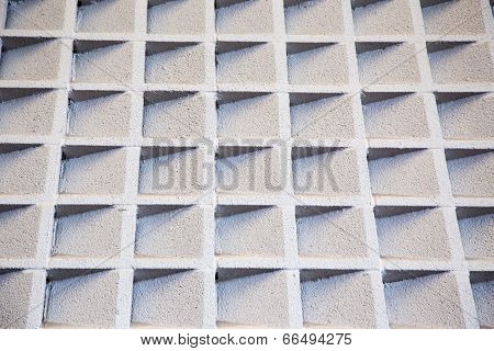 Cement Accoustic Wall
