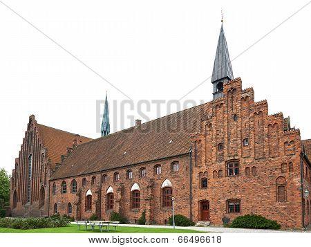 Carmelite Priory, Helsingoer
