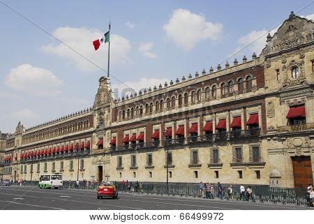 Palacio de Govierno, Mexico city