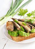 ������, ������: Sprats Sandwich