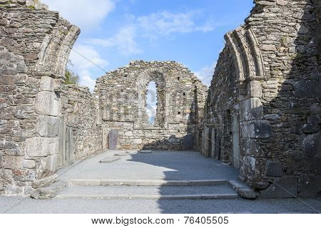Glendalough S Cathedral