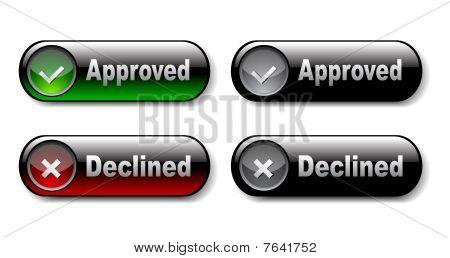 Control icons
