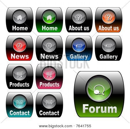 Site Buttons