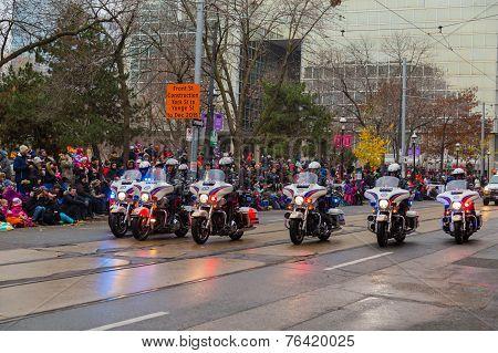 Toronto Santa Claus Parade