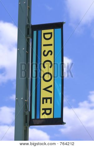 Discover Banner