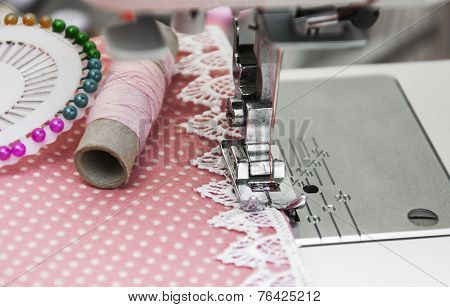 Sewing Machine Detail