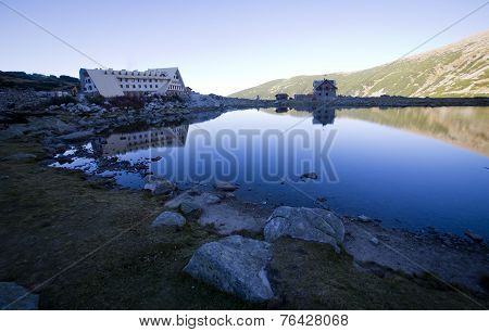 Musala Lakes