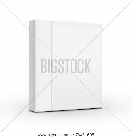 Blank Paper Box Template