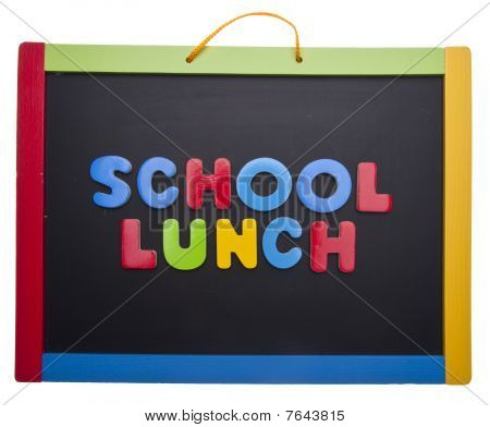Lesson On School Lunch
