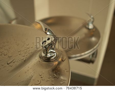 Water faucets for drinking