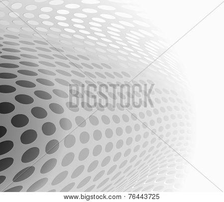 Abstract Illustration Black