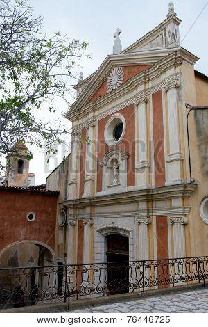 Church In Antibes