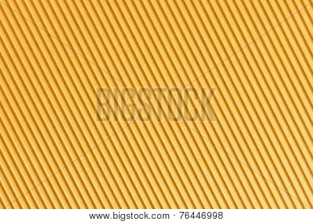 Corrugated Fiberboard Texture As Background