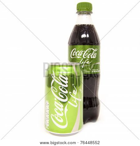 Coca Cola Life Selection