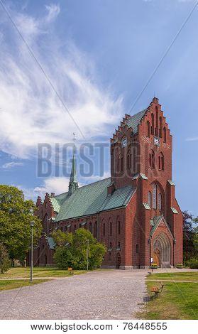 Hassleholm Church