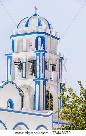 Kamari Church Bell Tower