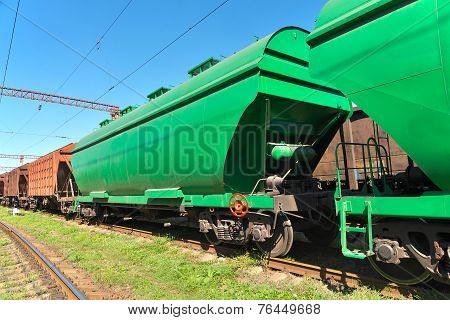 Grain Transportation