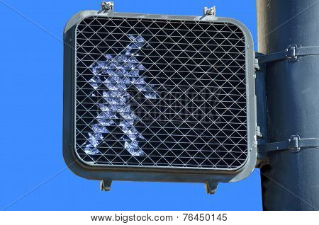Streetwalk Crossing light