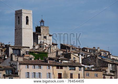 The Village Of Saint Paul De Vence