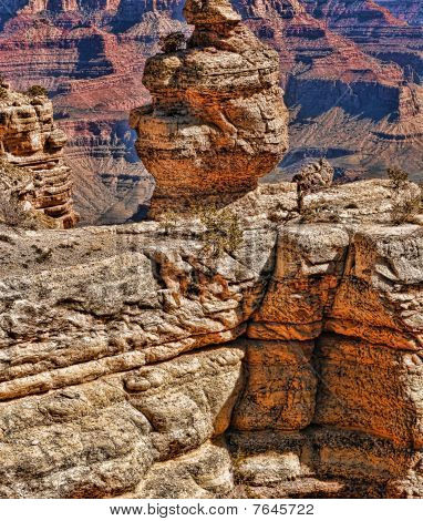Grand Canyon Monolith