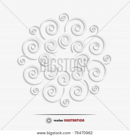 Abstract Sun Web Icon