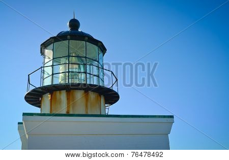 Point Bonita Lighthouse Lantern
