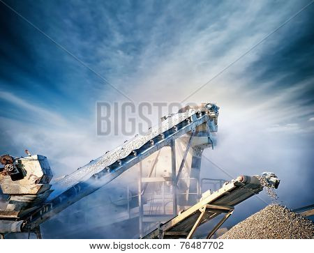Construction industry background