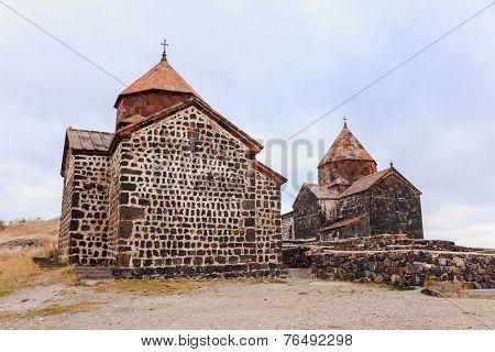 Sevanavank Monastery Complex
