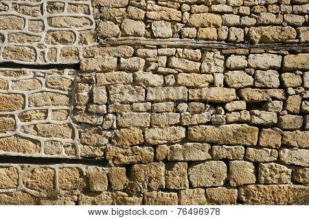 stone wall - 17