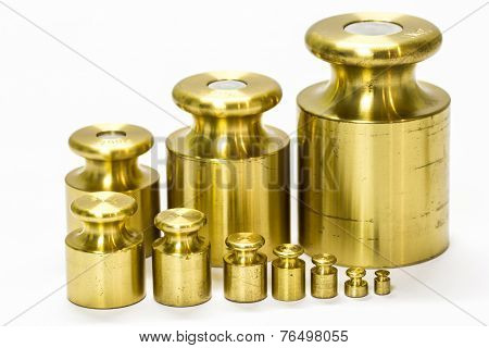 Calibration Weight Set
