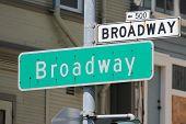stock photo of broadway  - San Francisco California United States  - JPG
