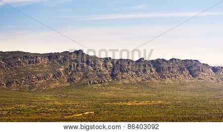 Grampians Mountains