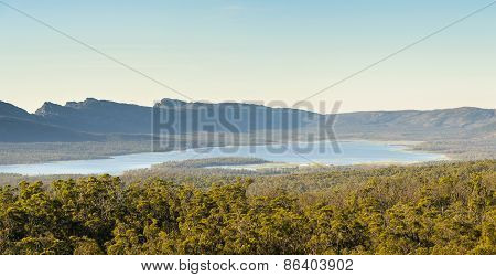 Lake Wartook Grampians