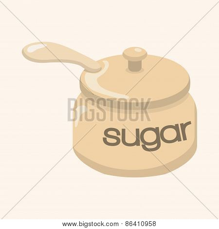 Sugar Theme Elements