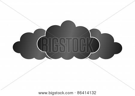 Three Black Clouds