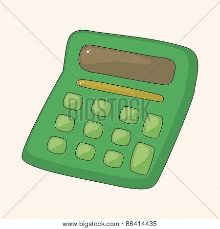 Calculator Theme Elements