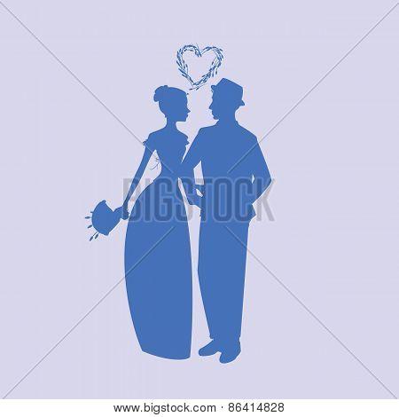 Wedding Ceremony man and woman