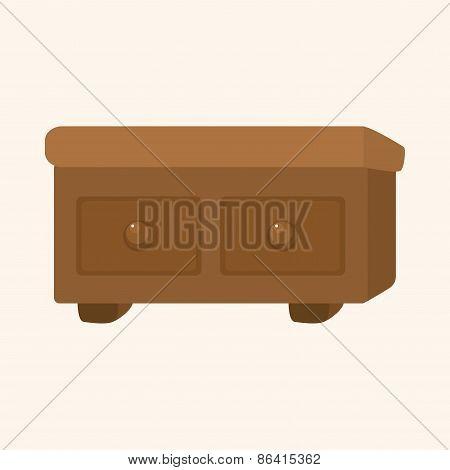 Furniture Cabinet Theme Elements