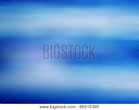 Blue Abstract Contemporary Texture Background