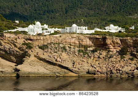 Moorish Architecture in Ibiza