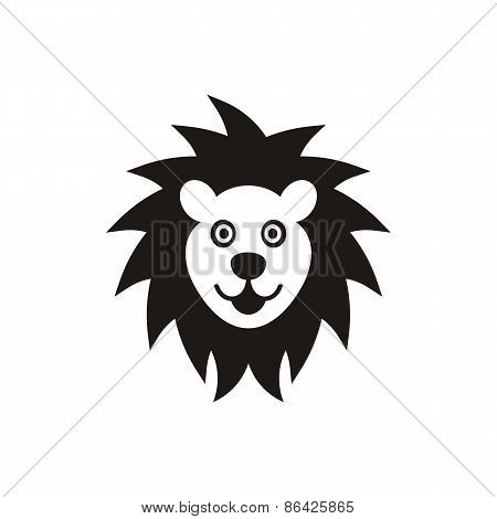 Lion Face Icon