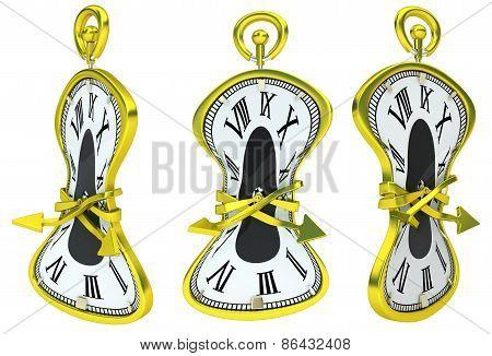Soft Clock Tied