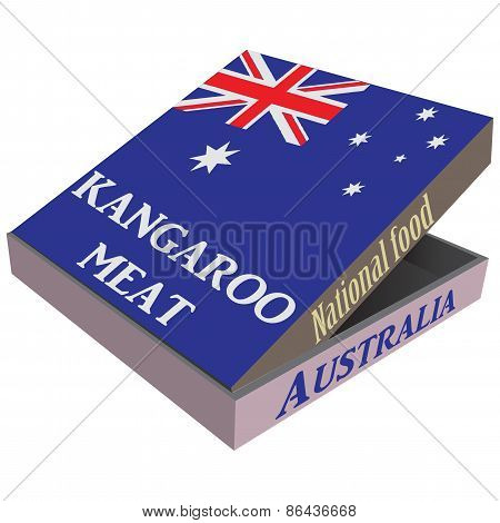 Packaging Fast Delivery Kangaroo Meat