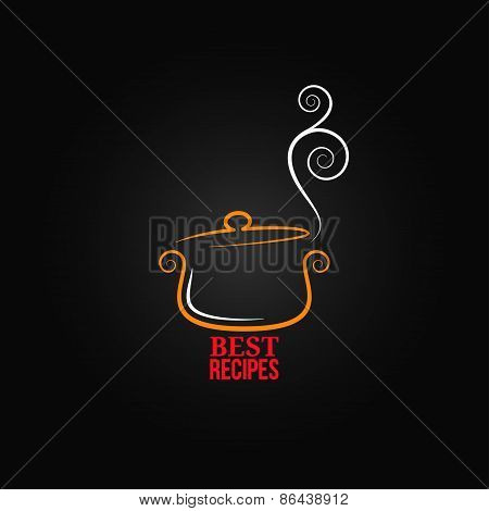 saucepan ornament background