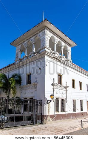 Architecture Of Santo Domingo