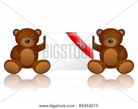Bears 20 Percentage Off