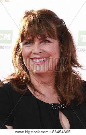 LOS ANGELES - MAR 26:  Debbie Turner at the 50th Anniversary Screening Of