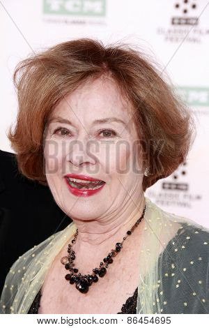 LOS ANGELES - MAR 26:  Diane Baker at the 50th Anniversary Screening Of
