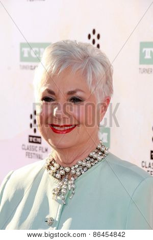 LOS ANGELES - MAR 26:  Shirley Jones at the 50th Anniversary Screening Of